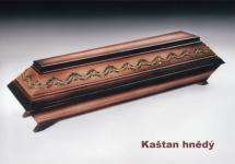 Kastan-hnedy